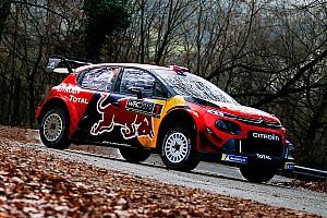 Citroën siente la obligación de ganar en el WRC 2019