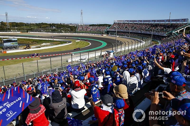 Le tandem Red Bull-Honda pourrait enthousiasmer le Japon