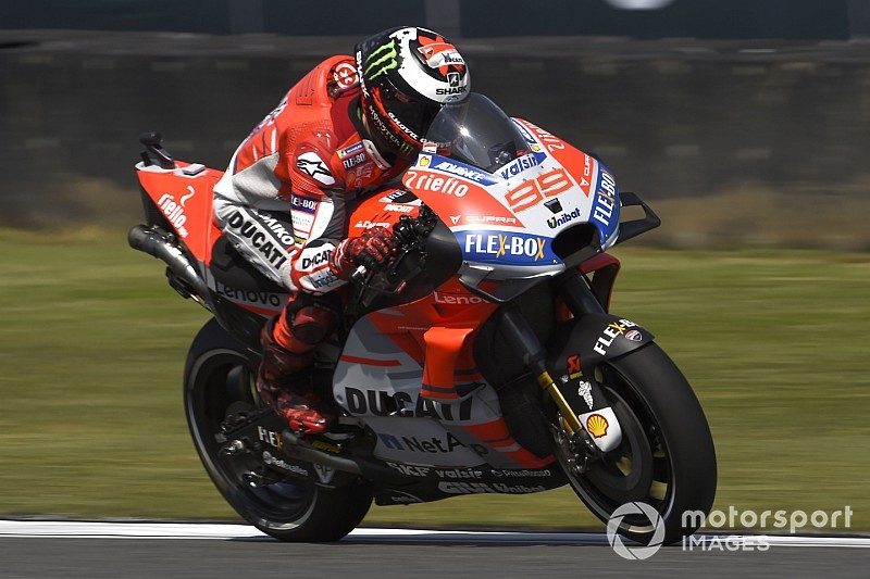 Лоренсо визначиться з участю у Гран Прі Японії після першої практики