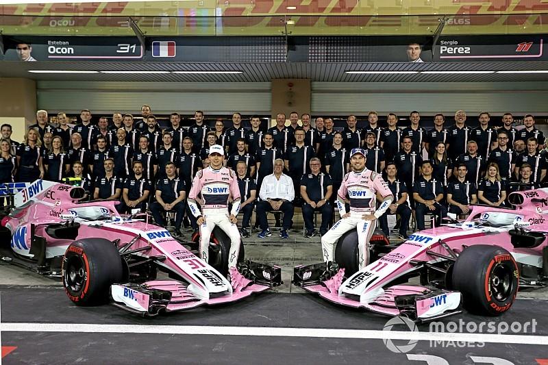 Fouten hebben ons zesde plaats gekost, erkent Force India