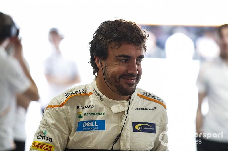 Алонсо: Після рішення залишити Ф1 кожна гонка є святом