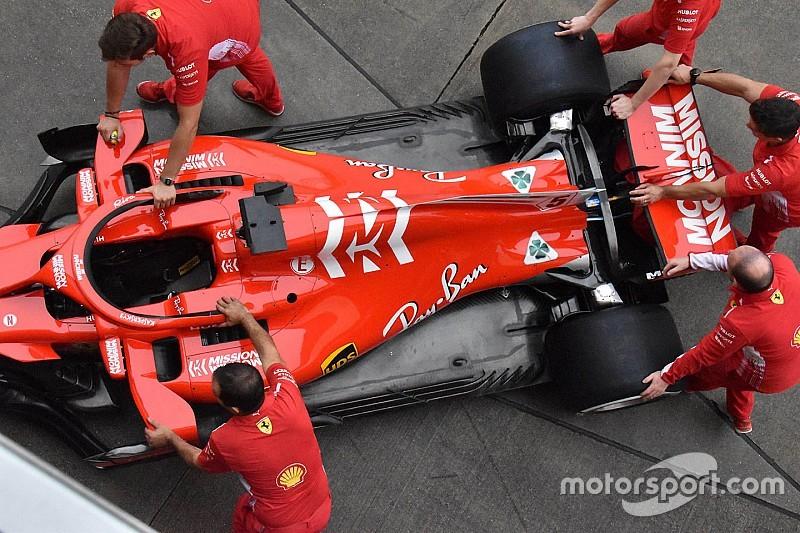 La FIA dément tout lien entre la forme de Ferrari et le nouveau capteur