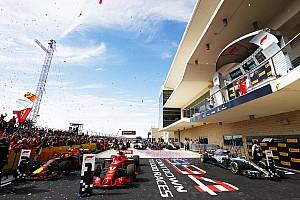 Гран Прі США, який виграв Райкконен, став найкращою гонкою сезону Ф1-2018