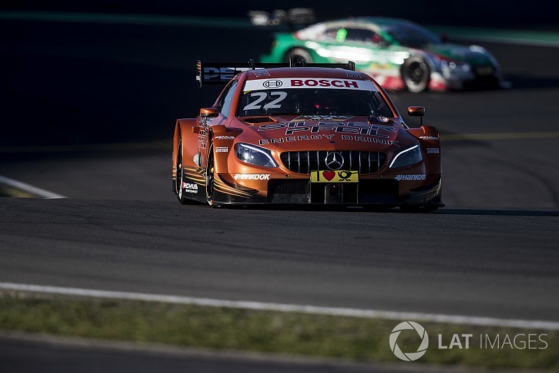 DTM у Шпільберзі: Ауер підтвердив гарну форму Mercedes у першій практиці