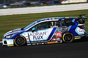 Sutton keeps BMR Subaru BTCC seat for 2019