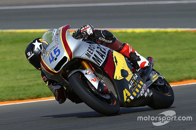 Redding should pick Moto2 over WSBK - Hodgson