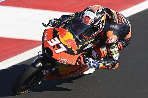 Pedro Acosta Berpeluang Kunci Gelar Juara Moto3 di Misano