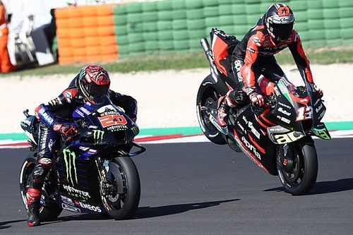The next steps in the rebuilding of a stalled MotoGP career