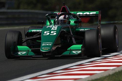 W Series Hungría: Chadwick se lleva la pole; Nerea Martí, tercera