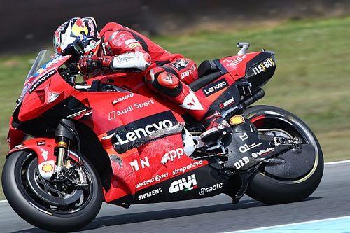 """Miller rues """"shit nothing crash"""" in Assen MotoGP race"""