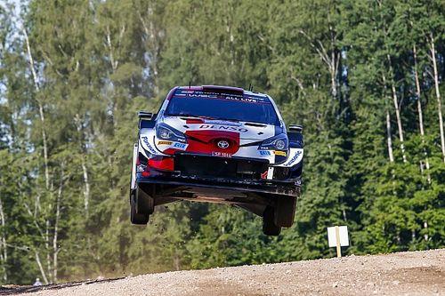 WRC Estonia: Rovanpera se acerca a su primera victoria en el WRC