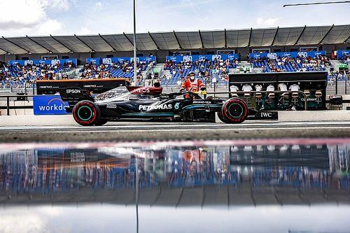 Hamilton: podía apostar a que Red Bull iría rápido en Francia