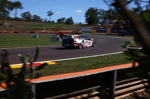 Darwin Supercars: Percat tops first practice