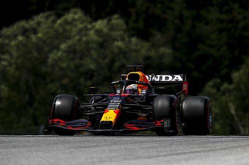 F1シュタイアーマルクFP1:好調ホンダ勢、トップタイムはレッドブル・ホンダのフェルスタッペン……角田は5番手と順調な滑り出し