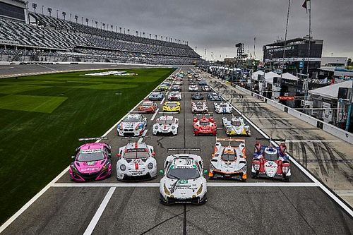 Full 2020 Rolex 24 at Daytona entry list