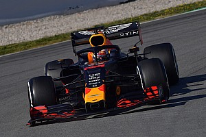 Verstappen: Daha iyi paket, hataları azaltacak