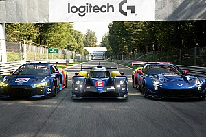 Alonso launches new esports team with Logitech