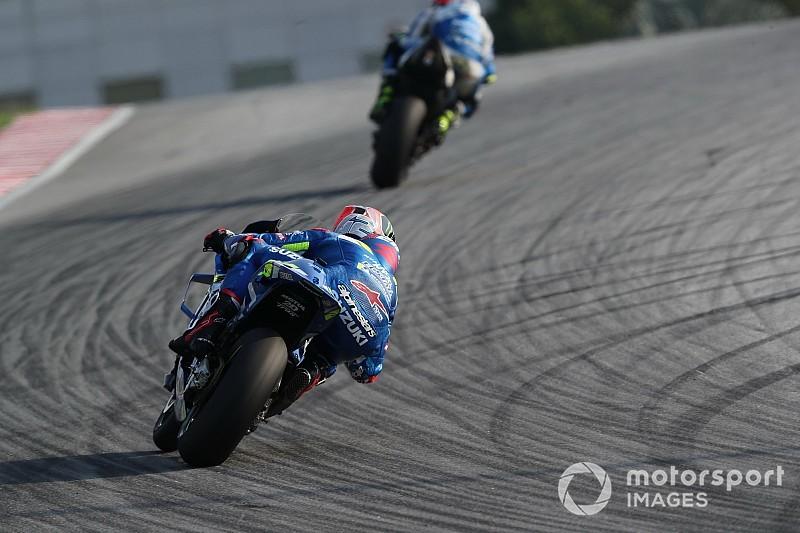 MotoGP test in Qatar alternatief systeem voor straffen