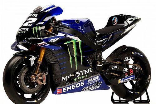 Yamaha MotoGP team unveils all-new 2019 livery