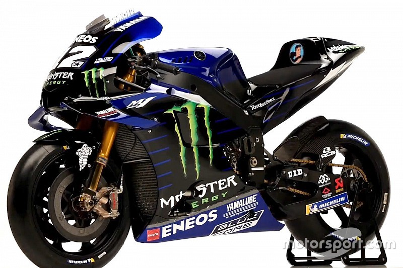 Yamaha MotoGP Team Unveils All-new 2019 Livery