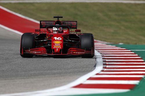"""Leclerc: """"Sono contento, ho realizzato un gran bel giro"""""""