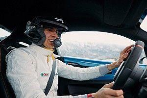 "Ocon esalta i piloti WRC: ""Hanno palle d'acciaio!"""