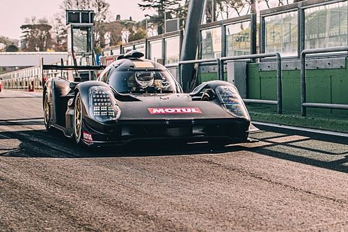 Glickenhaus satisfied with maiden hypercar test