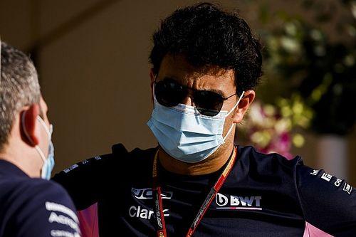 Pérez: Red Bull é a única opção para seguir na F1 em 2021