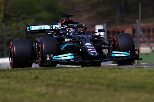 F1 Emilia Romagna GP: Hamilton grabs pole from Perez, Verstappen