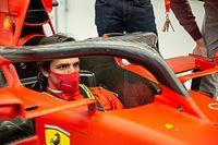 Ferrari: prima uscita al simulatore per Carlos Sainz