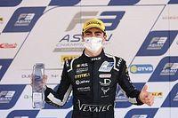 David Vidales calienta motores en la F3 Asia con podio