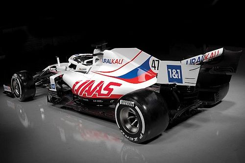 Haas F1 claims Russian flag design not a result of WADA ruling