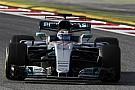 F1 Bottas rompe la barrera del 1m20s el tercer día de test en Barcelona