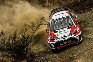 WRC 赛段报告 墨西哥SS1:哈尼宁领跑揭幕赛段