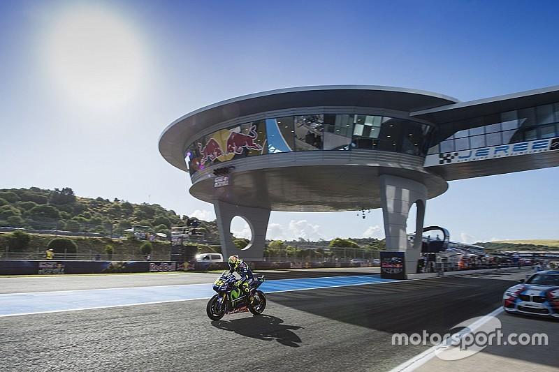 Ada apa dengan Valentino Rossi?
