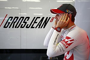 F1 Noticias de última hora Magnussen obligó a Grosjean a dar lo mejor con Haas