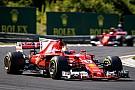 Formula 1 Vettel senang tim rival tiru desain mobil F1 Ferrari