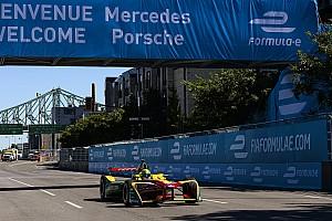 Formule E Résumé de course Course - Carton plein pour Di Grassi, Buemi sous haute tension