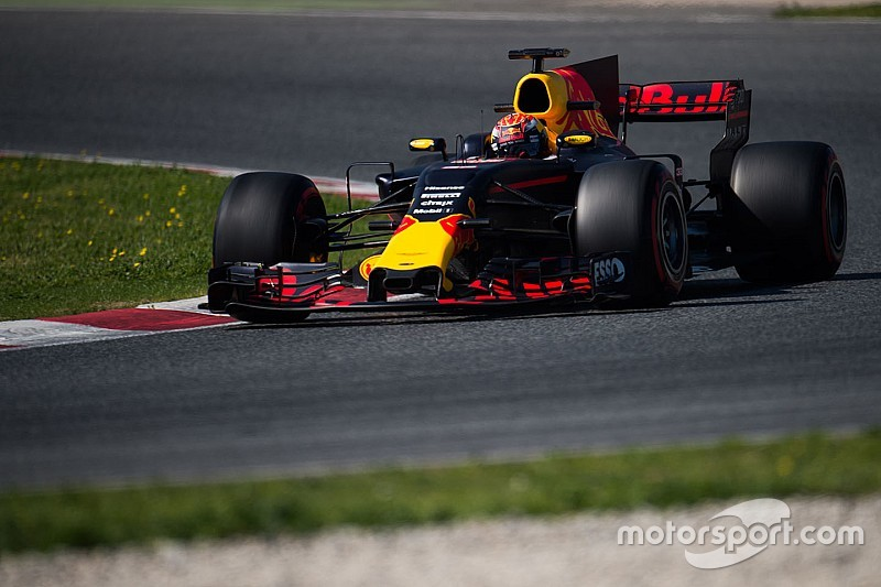 "Verstappen: Red Bull ""not good enough yet"" to win"