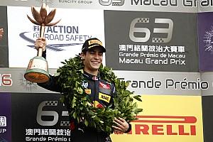 GP2 Breaking news Sette Camara bakal debut di GP2 musim 2017