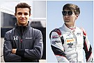 FIA F2 Norris, Russell tipped for ART F2 drives
