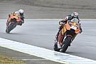 MotoGP Pour Smith, KTM a péché par manque d'expérience sous la pluie