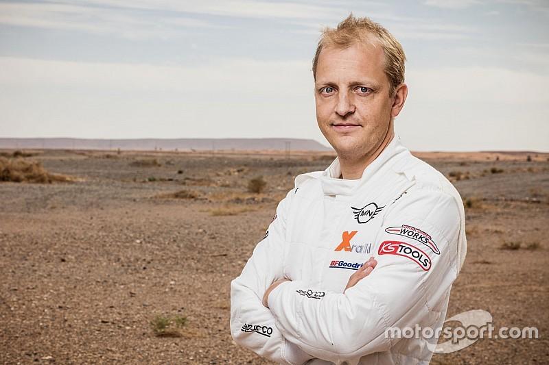 Hirvonen to spearhead Mini's 2017 Dakar assault