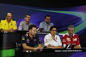 Formula 1 Press conference Brazilian GP: Friday's press conference