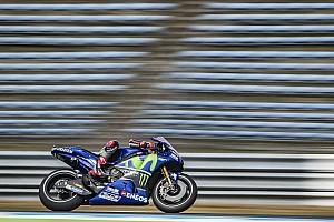 MotoGP Relato do treino livre Viñales dribla garoa e voa na sexta em Assen; Rossi é 6º