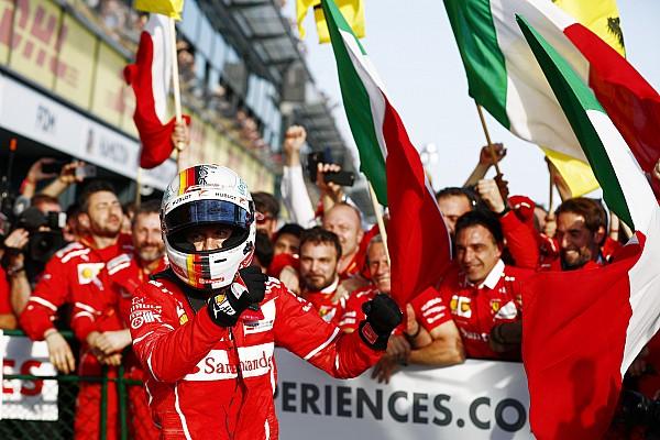 Феттель выиграл первую гонку нового сезона