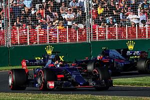 Formule 1 Actualités Toro Rosso discret mais très solide à Melbourne