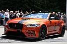 Vintage Jaguar'ın en güçlü yol otomobili Goodwood'daydı