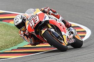 MotoGP Antrenman raporu Sachsenring MotoGP 3. Antrenman: Marquez lider!