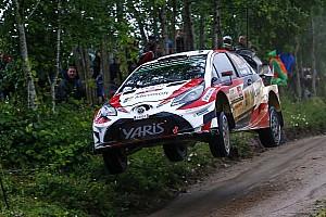 WRC 速報ニュース 【WRC】3番手のラトバラ「深い轍に苦戦。しかし戦いはこれから」